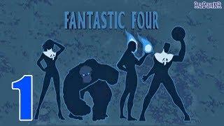 Fantastic Four (PS1) part 1