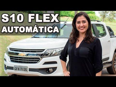 Chevrolet S10 Flex Autom tica 2018 LTZ 4x4 em Detalhes