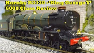 Hornby R3330 'King George V' 6000 Class Review