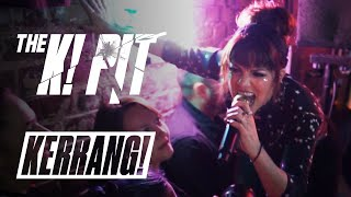 THE INTERRUPTERS Live In The K! Pit (Tiny Dive Bar Show)