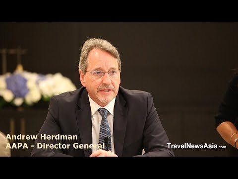 Aviation Industry Update at AAPA's Assembly of Presidents 2017 in Taipei - HD