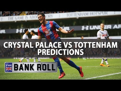 Crystal Palace vs Tottenham | Premier League Match Predictions | Wed 26th April