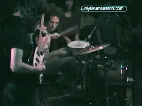 Greg from Deerhoof playing Milk Man