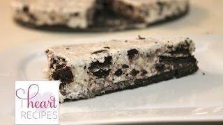 No Bake Oreo Cheesecake Recipe | I Heart Recipes