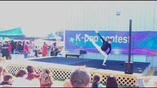 Orlando Korea Festival ~ K-Pop Contest | Jadiel Rivera