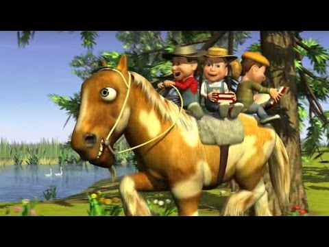 My Draft Horse - Songs for kids, Children's music