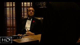 The Godfather [1972] Don Vito Corleane Justice (HD) | Baba | Adalet | Türkçe Altyazılı