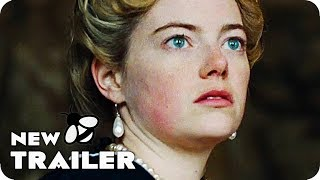 THE FAVOURITE Trailer 2 (2018) Emma Stone Movie