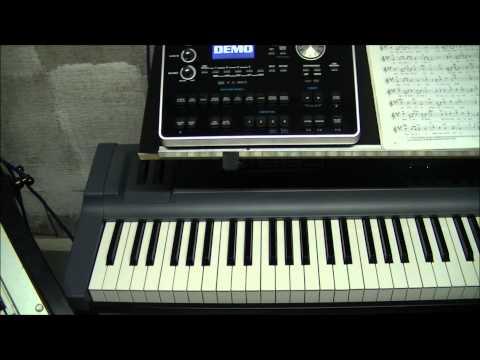 Roland BK-7m  first impression