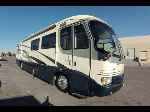 Repeat RV Remodel 1997 Holiday Rambler Complete Renovation