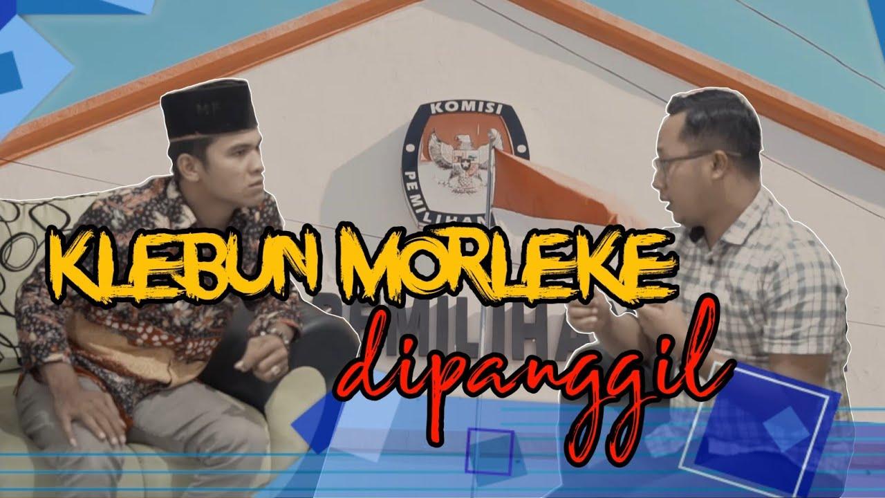 Klebun Morleke datangi KPUD Sampang