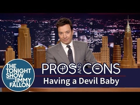 Pros and Cons: Having a Devil Baby poster