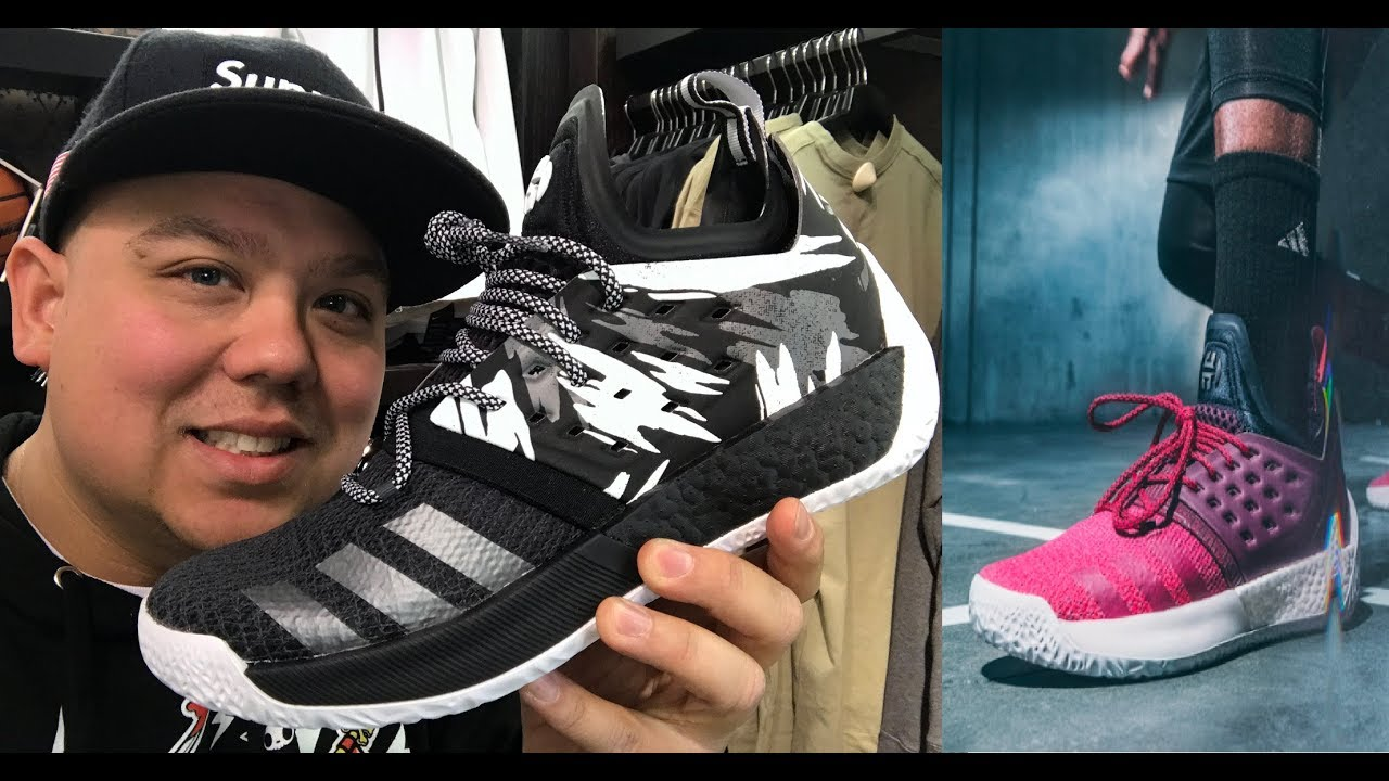 9f3481d376d0 ADIDAS JAMES HARDEN VOL 2 BOOST REVIEW ON FEET - WATCH BEFORE YOU BUY THESE  SHOES