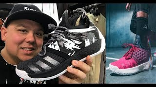 ADIDAS JAMES HARDEN VOL 2 BOOST REVIEW ON FEET  - WATCH BEFORE YOU BUY THESE SHOES