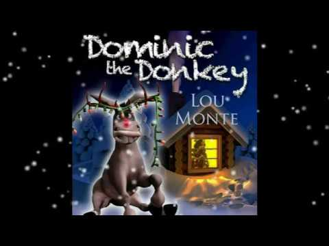 dominick the donkey de italian christmas donkey 1960 - Dominic The Christmas Donkey
