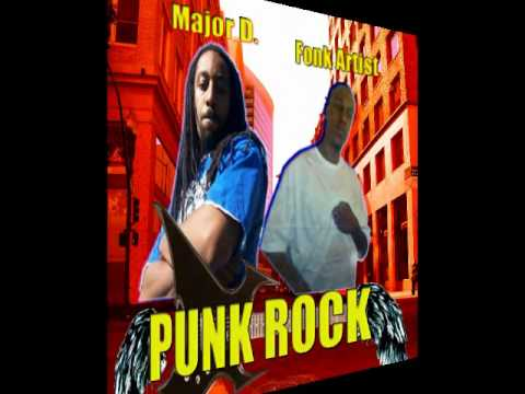 "Punk Rock-Fonk Artist Feat. Major D. ""The Official"".( Body Shots Vol.2)"