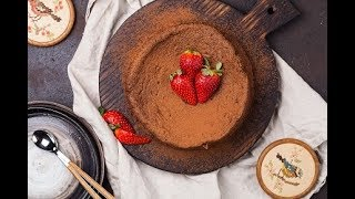 [FR] Gâteau au Chocolat Sans Farine / Flourless Chocolate Cake - CookingWithAlia - Episode 639