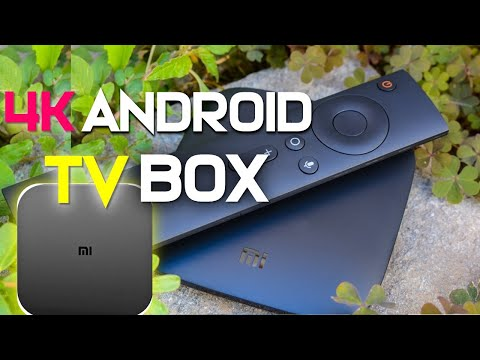 ▶️10 Best 4k Android TV Box  2019