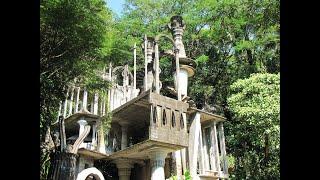 Jardín escultórico surrealista de Xilitla, México
