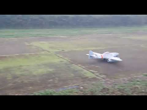 Freewing Messerschmitt Me 262  2