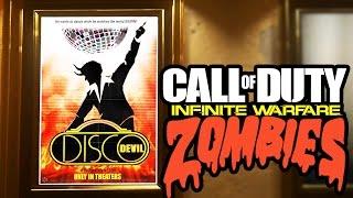 NEW INFINITE WARFARE ZOMBIES IMAGE! THEATER ZOMBIES MAP? (Call of Duty Infinite Warfare Zombies)