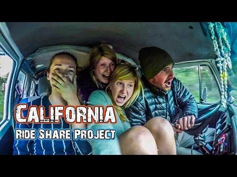 4 GIRLS, 1 GUY, A VW BUS ROAD TRIP - Hasta Alaska - S04E09