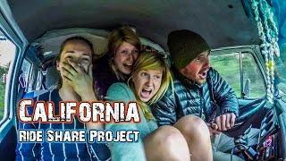 4 GIRLS, 1 GUY, A VW BUS ROAD TRIP