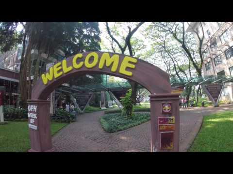 UPH Campus - Lippo Karawaci, Indonesia