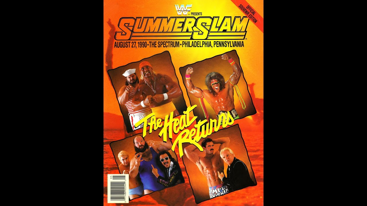 Amber Michaels Forum rewriting 1990, part 3 of 4: summerslam | wrestlezone forums