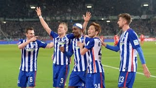 This is Hertha Berlin