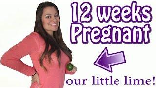 PREGNANCY NUTRITION AND PRENATAL VITAMINS! (12 WEEKS PREGNANT)