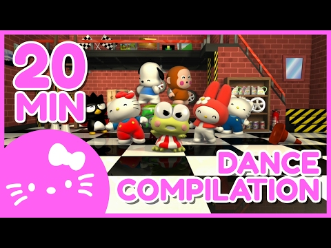 Dance Compilation | Hello Kitty & Friends