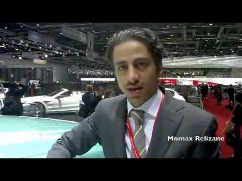 السيارة السعودية غزال 1 معرض جنيف 2010م م بندر نواف فواز عبيد ال
