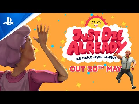 Just Die Already - Release Date Trailer   PS4
