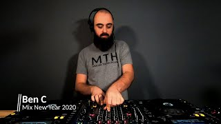 Melodic Techno // House Mix 2020 by @Ben C MTH Special New Year