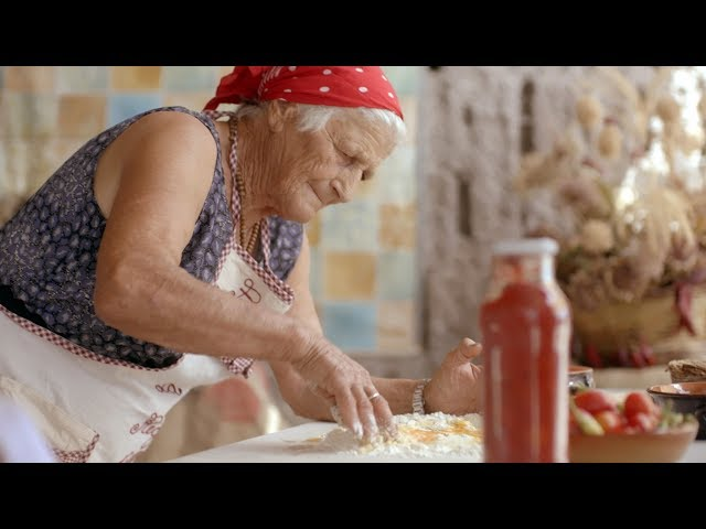 The Story of Pasta Grannies