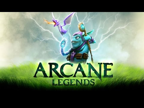 Arcane Legends - Android HD Gameplay