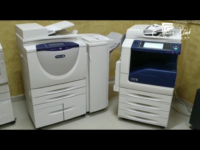 ماكينة زيروكس  78XX أو ماكينة زيروكس 5755
