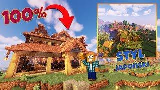 """Minecraft #458 - """"Nowy budynek, projekt japońskiej wioski!"""""""