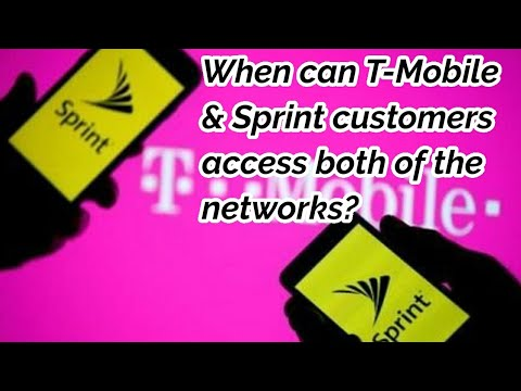 T-Mobile And Sprint Merger: When Will Customers Have Access To Both Networks?