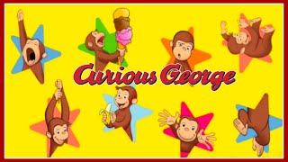 ♡ Curious George / Jorge el Curioso - Monkey Moves Funny Educational Dancing Game For Kids English