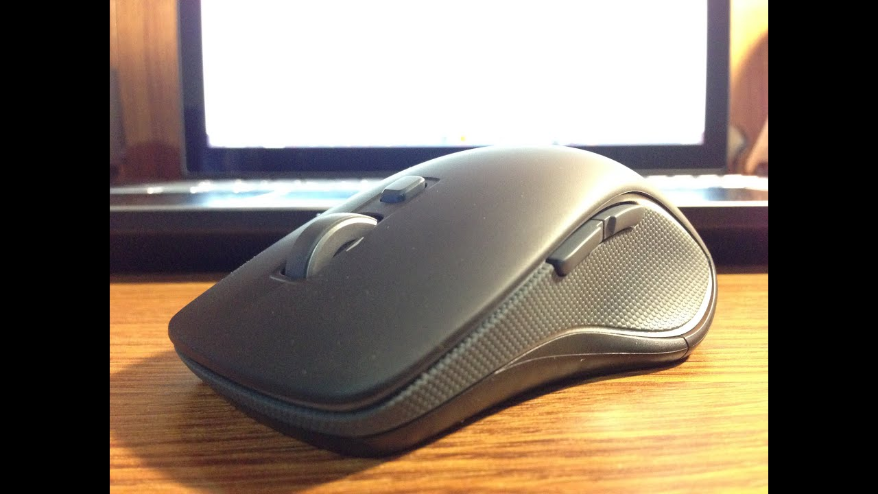Logitech Wireless Mouse M560 Unboxing Demo Amp First