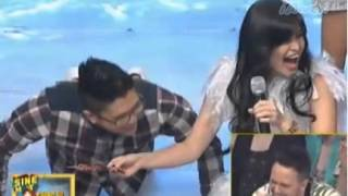 Vhong Navarro Funny Moments in Sine Mo To