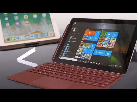 Why Surface Go Is Better Than iPad!