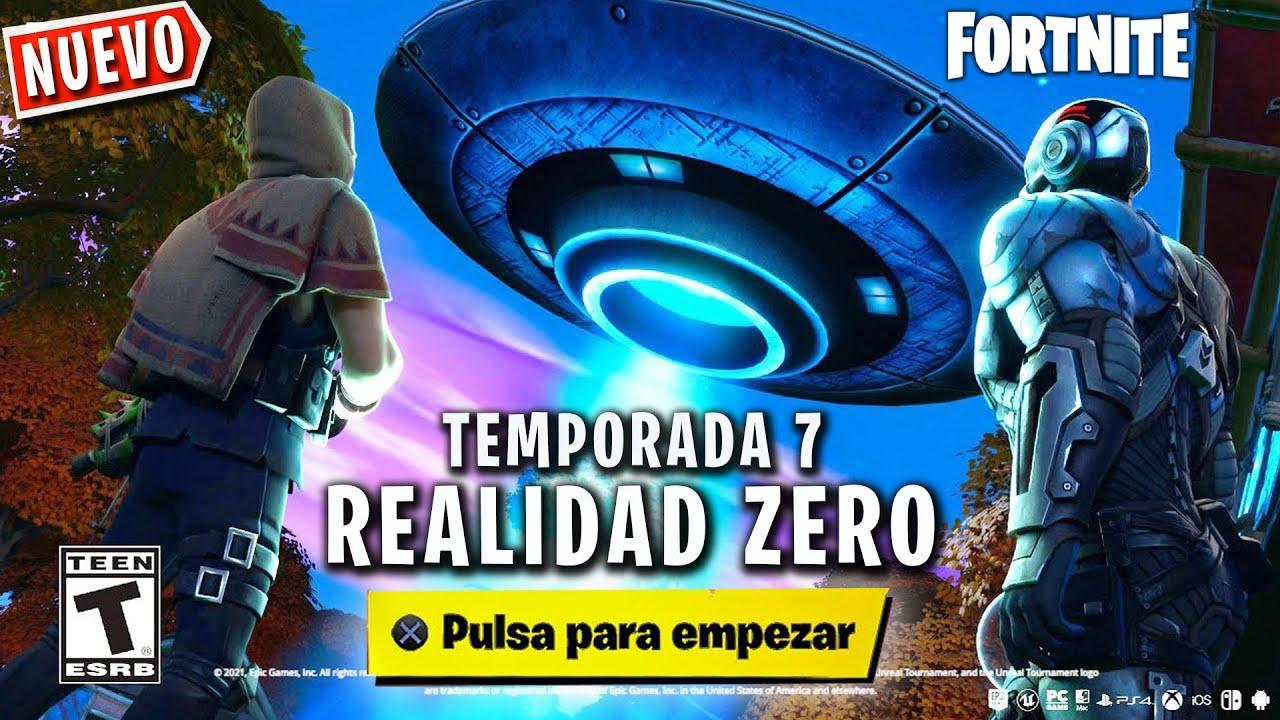 Pescado Alien Fortnite Temporada 7 Los Aliens Ya Llegaron A Fortnite Cultivos Colosales Es Atacado Explicacion Temporada 7 Youtube