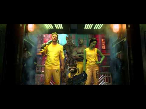 Marvel's Guardians of the Galaxy – TV Spot 1