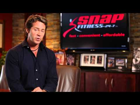 Snap Fitness CEO Peter Taunton on Owning a Snap Fitness