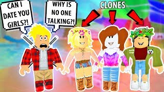 GHOST TOWN TROLLING IN ROBLOX! CLONE TROLL! Roblox Admin Commands Trolling | Roblox Funny Moments!
