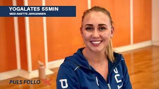 Yogalates 55 min - med Anette Jørgensen