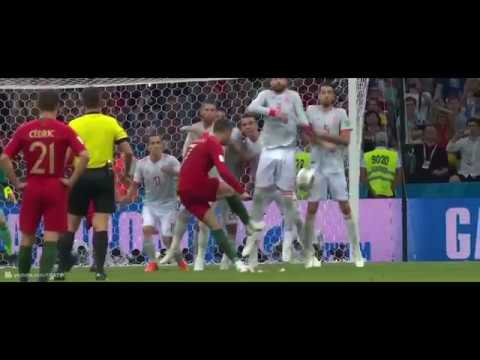 Goals of FIFA World Cup 2018-Group Stage